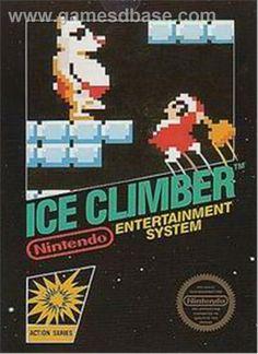 Ice Climber - NES (émulation PC)