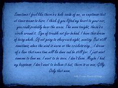 Sally Owens - Practical Magic... Love this movie...