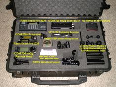 :::::: N2KNL HF Mobile Storm Chase Equipment Page ::::::