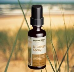 D-Congest™ Spray (1 fl. oz.). for relief of mucous congestion