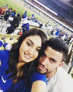 THINK BLUE: My WCW is my beautiful baby  ur so beautiful specially with Dodgers gear had so much at our first dodger game together #WCW #WCE #DODGERSGAME #FIRSTTIMEWITHHER #MANYTOCOME #GIANTSSUCK by emilianogutierrez19