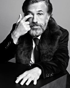 Praise is nothing that accumulates. Praise is a sequence, especially if you've toiled for a long time. Praise does not pile up. So in a way, you can't get too much. I don't consider it to be a quantity that you can measure by volume.  Christoph Waltz