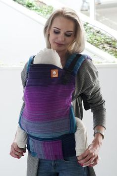 795b48ab350 Half Standard Wrap Conversion Baby Carrier - Orion Mauve Weft
