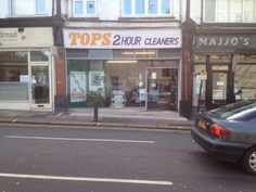 Tops Cleaners, PERC free garment care