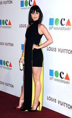 Katy Perry Leggy at the MOCA Anniversary Gala in Australia Dita Von Teese, Katy Perry Legs, Katy Perry Fotos, Katy Perry Pictures, 35th Anniversary, Sexy Legs, Dame, Celebs, Female Celebrities