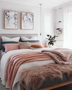 37 Ultra-cozy bedroom decorating ideas for winter warmth
