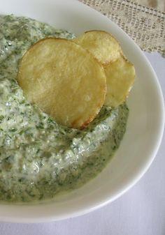 Greek Spinach dip - Lynda Healthy Meal Recipes