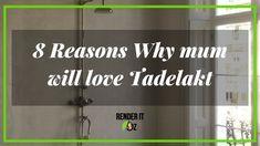 8 reasons why mum will love Tadelakt - Render It Oz Tadelakt, Concrete Design, Shower, Love, Bathroom Ideas, Bathrooms, Home Decor, Rain Shower Heads, Amor