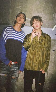 Bobby and Mino Winner Ikon, Mino Winner, Hanbin, Yoonmin, Yg Groups, Bobby, Usa Songs, Rapper, Song Minho