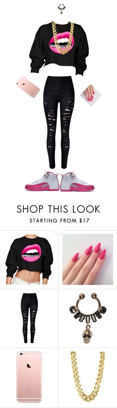 """PINK!!!!"" by fabulousgirls101 on Polyvore featuring WithChic, Givenchy and CC SKYE"