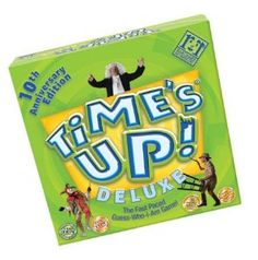Amazon.com: Time's Up - Deluxe: Toys & Games: For @Celeste Delaune Lindell