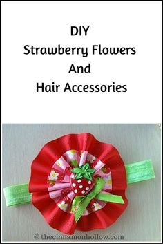 (DIY Strawberry Flow