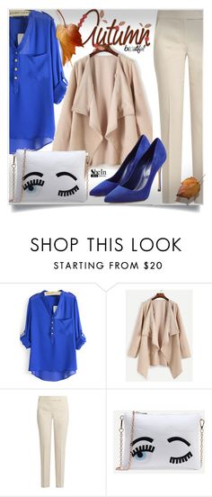 """""""SheIn #1"""" by almedina-86 ❤ liked on Polyvore featuring MaxMara, Sergio Rossi and shein"""