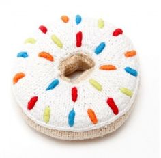 donut rattles :)