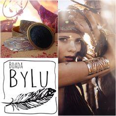 Complementos.boadabylu #Boho chic #style #bohostyle #cuero trabajado #fashion #necklace #brazalete #bohemianchic #complementos