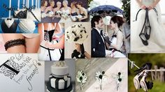 Wedding Mood Board, Wedding Blog, Monochrome Weddings, Mood Boards, About Uk, Palette, Magazine, Bride, Color