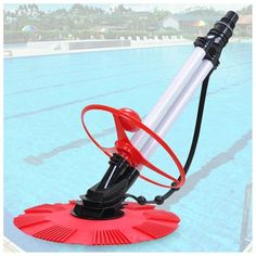 Inground Above Ground Automatic Swimming Pool Cleaner Vacuum Auto Hover Climb Wall 10pcs Hose