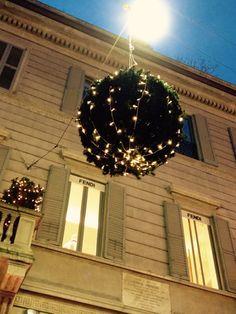 Luminarie, Natale via Montenapoleone