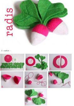 felt toys Sewing toys for kids felt books New Ideas Felt Diy, Felt Crafts, Fabric Crafts, Sewing Toys, Sewing Crafts, Sewing Projects, Felt Food Patterns, Felt Fruit, Felt Play Food