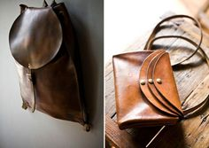 leather bags satchels