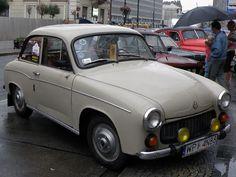 Nowa Syrena Vintage Cars, Classic Cars, Cartoon, Vehicles, Poland, City, Beautiful, Vintage Classic Cars, Car