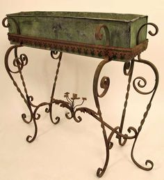 French Plant Stand image 3