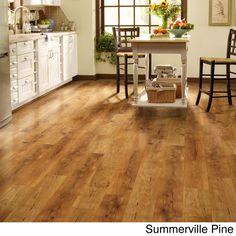 Shaw Industries Woodford Crimson Laminate Flooring