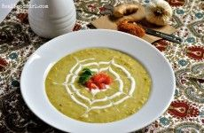 30-Minute Mondays--Red Lentil Coconut Soup with Garam Masala by Real Food Girl