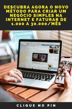 Marketing Digital, Instagram, Make Money From Internet, Make Money At Home, To Sell, Marketing Strategies, Life