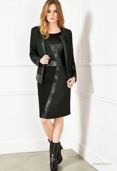 Женская мода: Elena Miro, осень-зима 2016-2017
