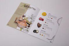 Catalog Design- Lush Cosmetics on Behance Template Brochure, Design Brochure, Brochure Layout, Web Design, Food Design, Layout Design, Leaflet Layout, Leaflet Design, Catalogue Layout