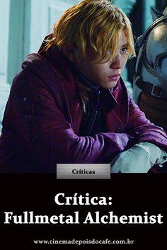 Crítica: Fullmetal alchemist