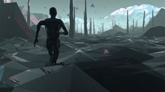 Enjoy The Low Polygon Splendor Of This Kinect-Based Student Animation | The Creators Project