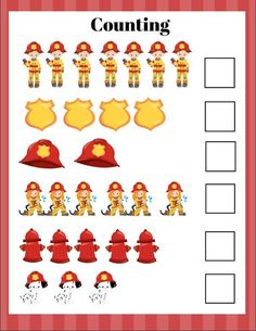 FREE Downloadable Firefighter Workbook   Dazzling Daily Deals