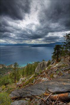 Lake Tahoe....Christmas vacation....2007? 2008?