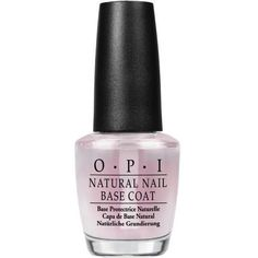 OPI Natural Nail Base Coat nail polish can be used under OPI Nail Lacquer shades and promotes a longer-lasting manicure for optimal results and up to 7 days of wear and shine. Yellow Nail Polish, Essie Nail Polish, Glitter Nail Polish, Opi Nails, Jamberry Nails, Nail Polishes, Gel Nail, Simple Nails Design, Nail Design Spring
