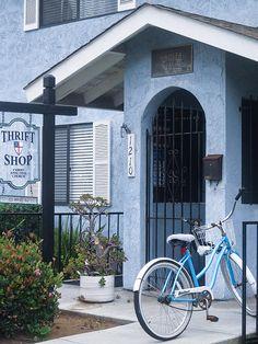 Christ Church Coronado Thrift Shop by Sharon French