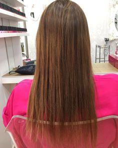 ANTES | 25 extensiones y nada más es lo que separa estas dos imágenes 💥 ¡De un cabello estropeado a una melena restaurada en sólo unas horas! ⠀  ¿Estás pensando en ponerte extensiones? Pídenos cita para una consulta y te lo explicamos todo sobre las @great_lengths 😘 😘⠀  #evapellejero #greatlenghts #extensiones #extensionesderelleno #transformacion #hairextensions Long Hair Styles, Beauty, Extensions, Quote, Hair, Style, Cosmetology, Long Hairstyles, Long Hair Cuts