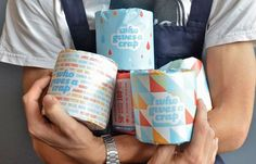 Who Gives a Crap (toilet paper). The company uses 50% of profits to build toilets in the developing world. #awesomeidea