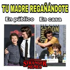 Read from the story Memes de Stranger Things by softxrw (( ͡°ᴥ ͡° ʋ)) with reads. Stranger Things Fotos, Stranger Things Funny, Stranger Things Netflix, Stranger Things Season, Best Memes, Funny Memes, Starnger Things, Saints Memes, Popee The Performer