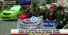 Imagine a political rally in New York City in today's highly charged atmosphere – people on the sidewalks carrying homemade signs proclaiming their diverse backgrounds, chanting in support of their position on policies. Now …