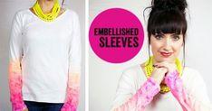 Embellished customis
