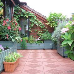 Balcony Floor Tiles - Piazza