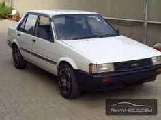 1984 Toyota Corolla.  Reliable smart car.