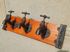 Unusual Retro Style Steampunk Style Water Tap Hook
