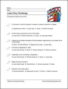 It is a graphic of Playful Labor Day Word Search Printable