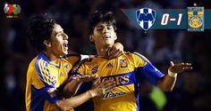 Monterrey 0-1 Tigres, Clásico Apertura 2012