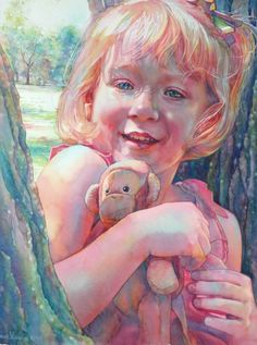 Art of Jeannie Vodden   WATERCOLOR