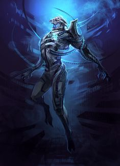 The Art of Mass Effect