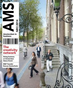 AMS magazine gives you the facts of doing business in the Amsterdam Metropolitan Area, but also the feelings. It gives a voice to the entrepreneurs and internationals who have come here and embraced the spirit of Amsterdam. Produced by Amsterdam Marketing and amsterdam inbusiness, AMS is published on a quarterly basis.